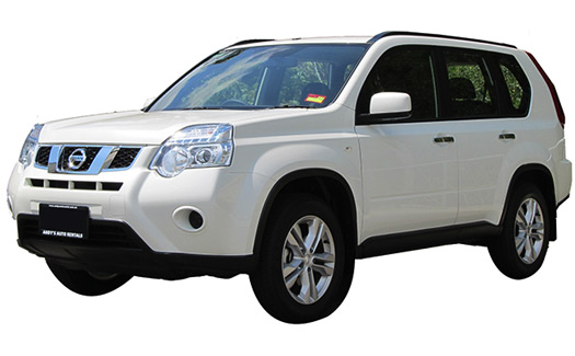 nissanxtrail-goldcoastairporthire