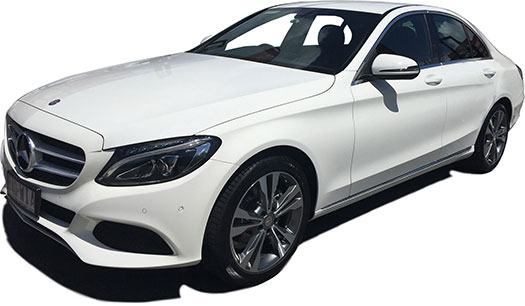 Mercedes C200 Airport Hire Sports Prestige Vehicles