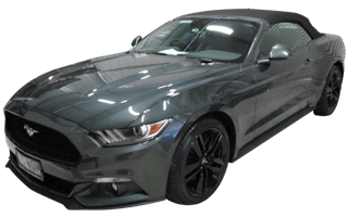 Ford Mustang Airport Hire Sports Prestige Vehicles